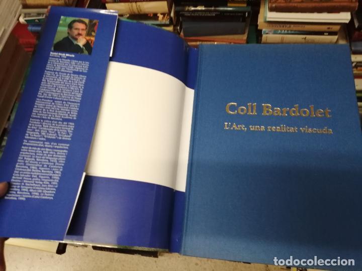 Libros de segunda mano: COLL BARDOLET. DEDICATÒRIA I FIRMA ORIGINAL BARDOLET. L ART , UNA REALITAT VISCUDA. . MALLORCA. - Foto 28 - 233766690