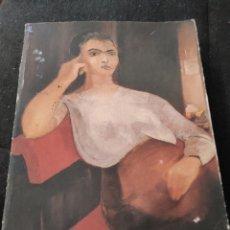 Libros de segunda mano: GREGORIO DEL OLMO (1921-1977) CENTRO CULTURAL DEL CONDE DUQUE. 1989. Lote 234702535