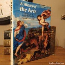 Libros de segunda mano: A HISTORY OF THE ARTS PREHISTORY YO POST-MODERNISM DENNIS J SPORRE. Lote 234815410