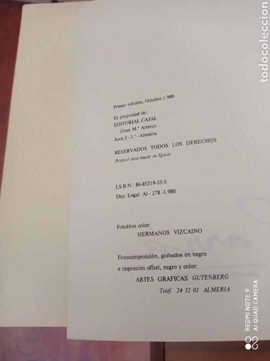 Libros de segunda mano: GINÉS PARRA CUADERNOS DE ARTE ALMERÍA 1980 - Foto 2 - 234822510