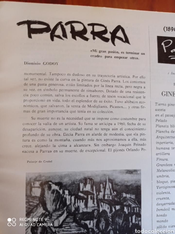 Libros de segunda mano: GINÉS PARRA CUADERNOS DE ARTE ALMERÍA 1980 - Foto 4 - 234822510