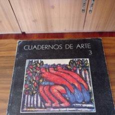 Libros de segunda mano: GINÉS PARRA CUADERNOS DE ARTE ALMERÍA 1980. Lote 234822510