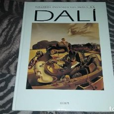 Libros de segunda mano: DALI. EDICION GLOBUS DE 1994.. Lote 234846185