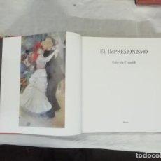 Libros de segunda mano: EL IMPRESIONISMO - CREPALDI - GUÍA COMPLETA DE CÉZANNE A VAN GOGH - VODAFONE / ELECTA -(L). Lote 235087230