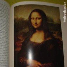 Libros de segunda mano: LEONARDO DA VINCI. ARTE E SCIENCIA. AÑO 2000. MUY ILUSTRADO. TEXTO EN ITALIANO.. Lote 235241940