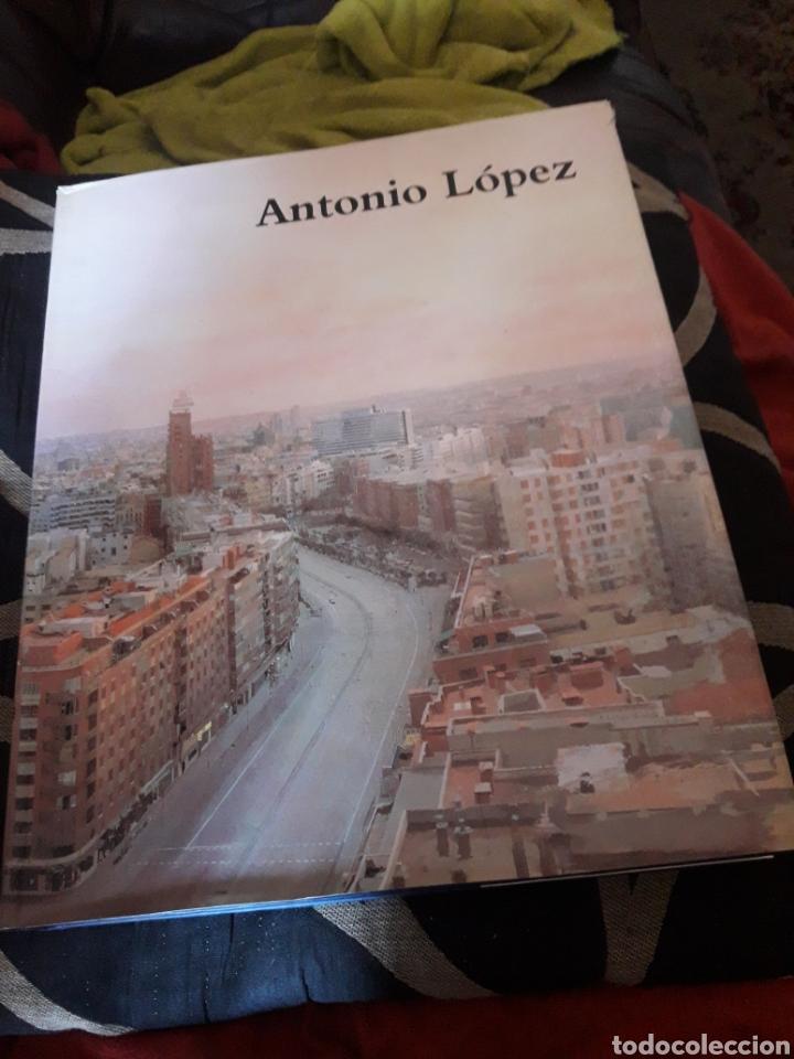 ANTONIO LÓPEZ, EXPOSICIÓN ANTOLOGÍA (Libros de Segunda Mano - Bellas artes, ocio y coleccionismo - Pintura)