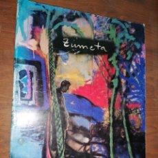 Libros de segunda mano: ZUMETA - RETROSPECTIVA - JOSE LUIS MERINO. Lote 235548460