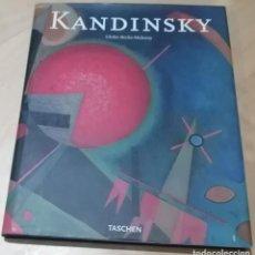 Libros de segunda mano: VASILI KANDINSKY(1866-1944) EN CAMINO HACIA LA ABSTRACCIÓN – ULRIKE BECKS MALORNY. Lote 235686030