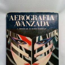 Libros de segunda mano: AEROGRAFÍA AVANZADA. HERMANN BLUME. Lote 235817415