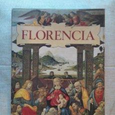 Libros de segunda mano: LIBRO ARTE FLORENCIA COLECCIÓN ITALIA ARTÍSTICA AÑO 1977 160 PAGINAS. Lote 235984550