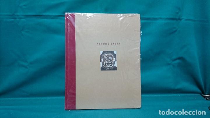 ANTONIO SAURA (Libros de Segunda Mano - Bellas artes, ocio y coleccionismo - Pintura)