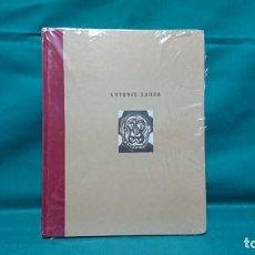 Libros de segunda mano: ANTONIO SAURA. Lote 236251605