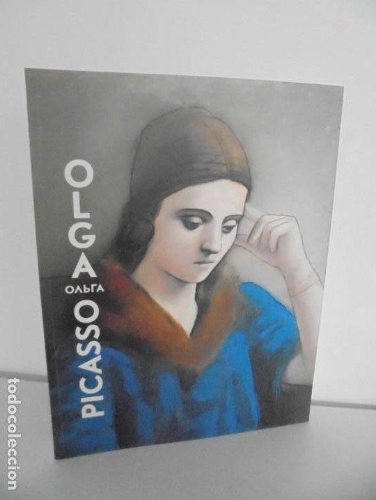 OLGA PICASSO.OBRA SOCIAL LA CAIXA. 2019. PINTURA (Libros de Segunda Mano - Bellas artes, ocio y coleccionismo - Pintura)