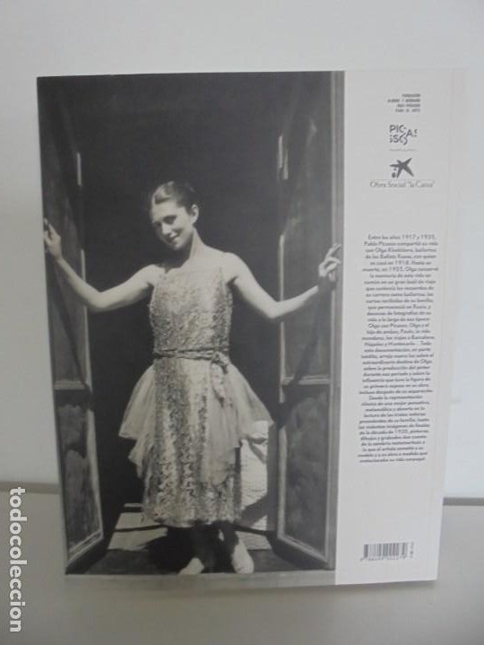 Libros de segunda mano: OLGA PICASSO.OBRA SOCIAL LA CAIXA. 2019. PINTURA - Foto 17 - 236448280