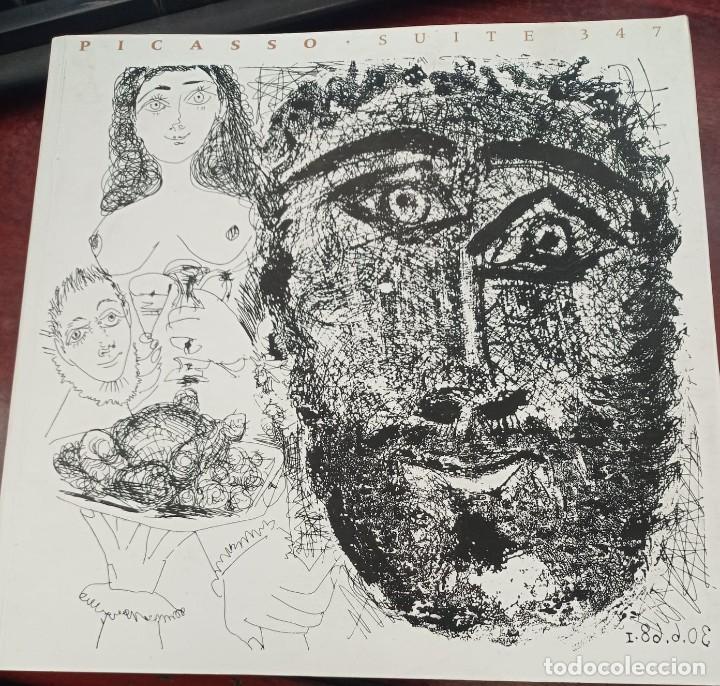 'PICASSO. SUITE 347'. CATÁ. EXPO. FUNDACION BANCAJA (2000), DESCATALOG. (Libros de Segunda Mano - Bellas artes, ocio y coleccionismo - Pintura)
