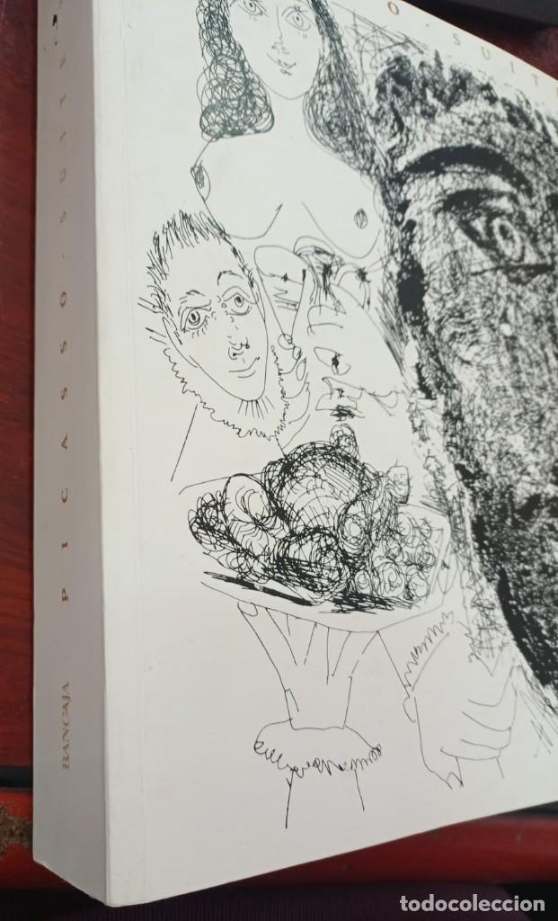 Libros de segunda mano: PICASSO. SUITE 347. CATÁ. EXPO. FUNDACION BANCAJA (2000), DESCATALOG. - Foto 2 - 236585000