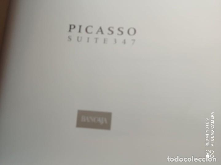 Libros de segunda mano: PICASSO. SUITE 347. CATÁ. EXPO. FUNDACION BANCAJA (2000), DESCATALOG. - Foto 3 - 236585000