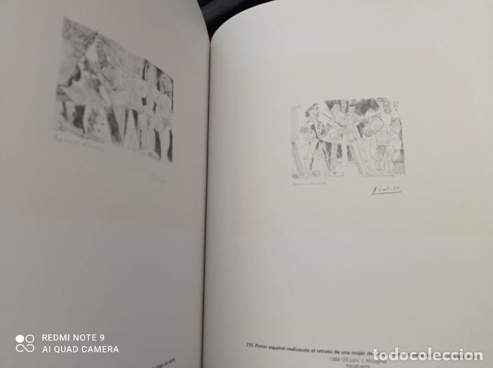 Libros de segunda mano: PICASSO. SUITE 347. CATÁ. EXPO. FUNDACION BANCAJA (2000), DESCATALOG. - Foto 4 - 236585000