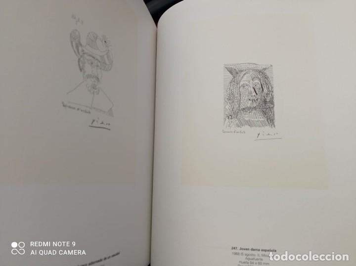 Libros de segunda mano: PICASSO. SUITE 347. CATÁ. EXPO. FUNDACION BANCAJA (2000), DESCATALOG. - Foto 5 - 236585000