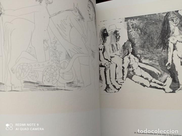 Libros de segunda mano: PICASSO. SUITE 347. CATÁ. EXPO. FUNDACION BANCAJA (2000), DESCATALOG. - Foto 6 - 236585000