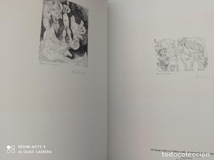 Libros de segunda mano: PICASSO. SUITE 347. CATÁ. EXPO. FUNDACION BANCAJA (2000), DESCATALOG. - Foto 7 - 236585000