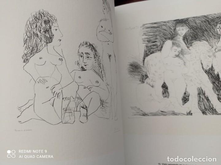 Libros de segunda mano: PICASSO. SUITE 347. CATÁ. EXPO. FUNDACION BANCAJA (2000), DESCATALOG. - Foto 8 - 236585000