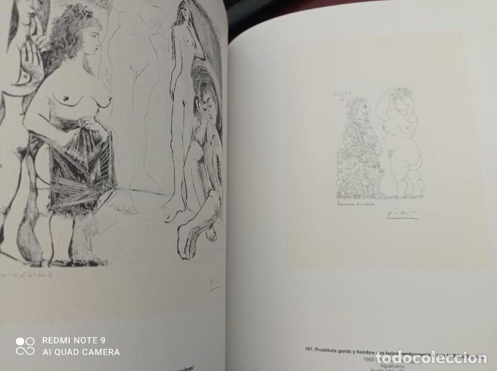 Libros de segunda mano: PICASSO. SUITE 347. CATÁ. EXPO. FUNDACION BANCAJA (2000), DESCATALOG. - Foto 9 - 236585000