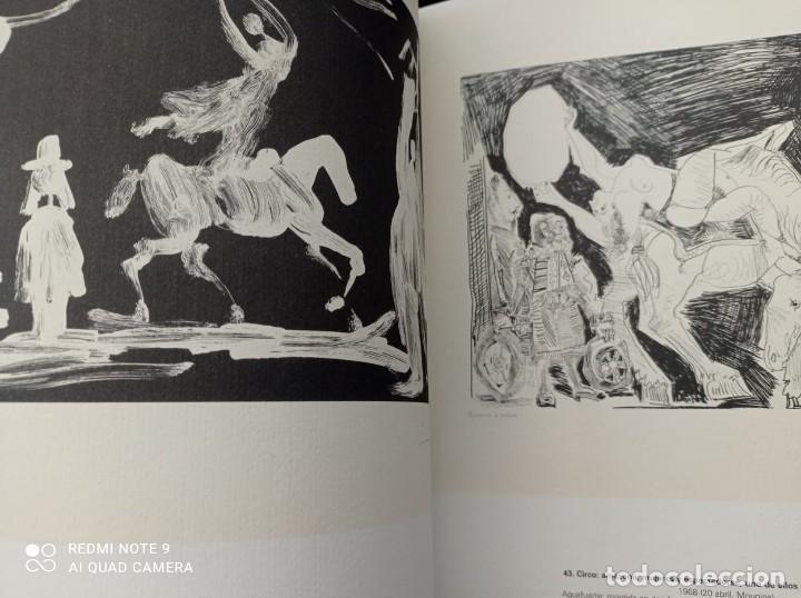 Libros de segunda mano: PICASSO. SUITE 347. CATÁ. EXPO. FUNDACION BANCAJA (2000), DESCATALOG. - Foto 10 - 236585000