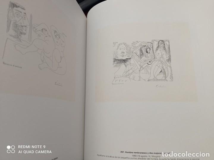 Libros de segunda mano: PICASSO. SUITE 347. CATÁ. EXPO. FUNDACION BANCAJA (2000), DESCATALOG. - Foto 11 - 236585000