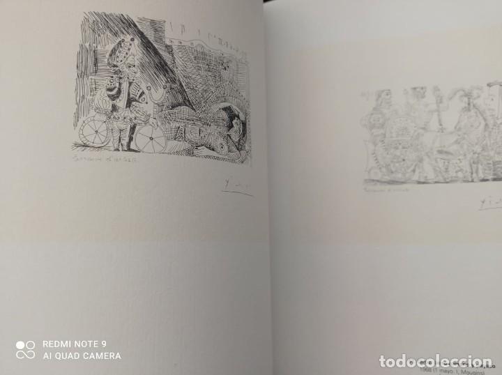 Libros de segunda mano: PICASSO. SUITE 347. CATÁ. EXPO. FUNDACION BANCAJA (2000), DESCATALOG. - Foto 12 - 236585000