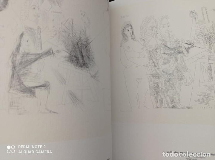 Libros de segunda mano: PICASSO. SUITE 347. CATÁ. EXPO. FUNDACION BANCAJA (2000), DESCATALOG. - Foto 13 - 236585000