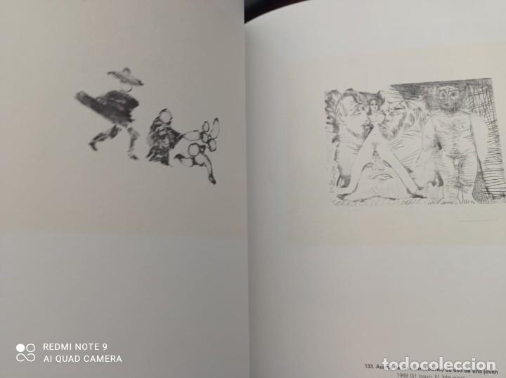 Libros de segunda mano: PICASSO. SUITE 347. CATÁ. EXPO. FUNDACION BANCAJA (2000), DESCATALOG. - Foto 15 - 236585000