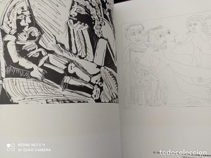 Libros de segunda mano: PICASSO. SUITE 347. CATÁ. EXPO. FUNDACION BANCAJA (2000), DESCATALOG. - Foto 16 - 236585000