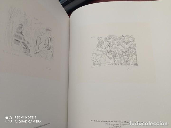 Libros de segunda mano: PICASSO. SUITE 347. CATÁ. EXPO. FUNDACION BANCAJA (2000), DESCATALOG. - Foto 18 - 236585000