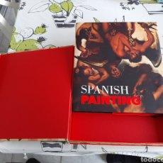 Libros de segunda mano: SPANISH PAINTING , CATALOGO DE PINTURA ESPAÑOLA DE LA FIRMA COLL & CORTES, LUJO. Lote 236599835
