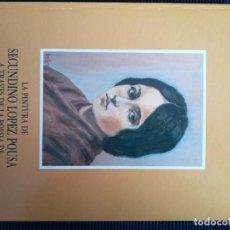 Libros de segunda mano: LA PINTURA DE SECUNDINO LOPEZ POUSA A TRAVES DE LA POESIA DE MANUEL MARTINEZ PEREZ. GIRONA 1991.. Lote 236705245