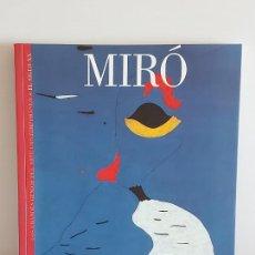 Libros de segunda mano: MIRÓ / LOS GRANDES GENIOS DEL ARTE CONTEMPORÁNEO. EL SIGLO XX / 4 / NUEVO. Lote 236733110