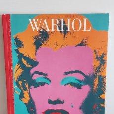Libros de segunda mano: WARHOL / LOS GRANDES GENIOS DEL ARTE CONTEMPORÁNEO. EL SIGLO XX / 5 / NUEVO. Lote 236733200