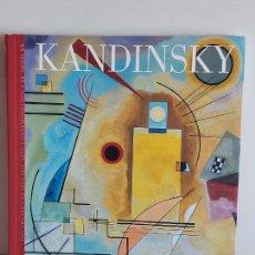 Libros de segunda mano: KANDINSKY / LOS GRANDES GENIOS DEL ARTE CONTEMPORÁNEO. EL SIGLO XX / 7 / NUEVO. Lote 236733465