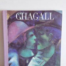 Libros de segunda mano: CHAGALL / LOS GRANDES GENIOS DEL ARTE CONTEMPORÁNEO. EL SIGLO XX / 8 / NUEVO. Lote 236733550