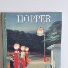 Libros de segunda mano: HOPPER / LOS GRANDES GENIOS DEL ARTE CONTEMPORÁNEO. EL SIGLO XX / 10 / NUEVO. Lote 236733775