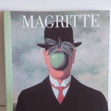 Libros de segunda mano: MAGRITTE / LOS GRANDES GENIOS DEL ARTE CONTEMPORÁNEO. EL SIGLO XX / 12 / NUEVO. Lote 236734085