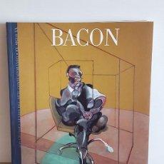 Libros de segunda mano: BACON / LOS GRANDES GENIOS DEL ARTE CONTEMPORÁNEO. EL SIGLO XX / 13 / NUEVO. Lote 236734140