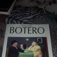 Libros de segunda mano: FERNANDO BOTERO. EDICIONES POLIGRAFA 1996. Lote 239596385