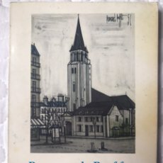 Libros de segunda mano: BERNARD BUFFET. 1969 PARÍS. Lote 240024040