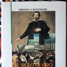 Livros em segunda mão: VV. AA . EL SIGLO DE ORO DE LA PINTURA ESPAÑOLA. Lote 240119375
