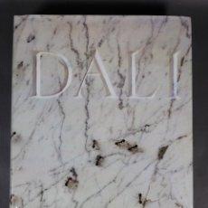 Libros de segunda mano: DALI, LA OBRA Y EL HOMBRE-ROBERT DESCHARNES-ED. TUSQUETS 1989. Lote 240342790