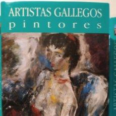 Libros de segunda mano: VANGUARDIA HISTORICA. NOVA GALICIA. PINTORES ARTISTAS GALLEGOS. CASTELLANO. Lote 240561430