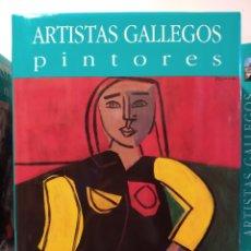 Libros de segunda mano: POSTGUERRA I: FIGURACIONES. NOVA GALICIA. PINTORES ARTISTAS GALLEGOS. CASTELLANO. Lote 240561445