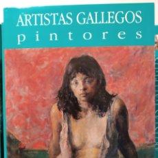 Libros de segunda mano: NOVA GALICIA. ARTISTAS GALLEGOS. PINTORES. REALISMOS II. CASTELLANO. Lote 240747060
